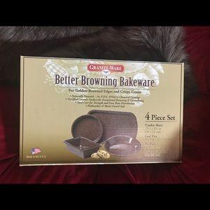 Better Browning Bakeware